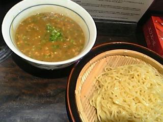 かれー麺実之和【高田馬場】
