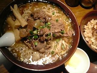 麺屋武蔵虎洞⑤【吉祥寺】