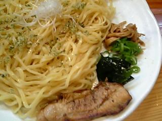 ○麺堂④【東伏見】