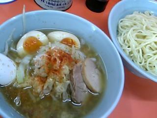 いごっそう(つけ麺)