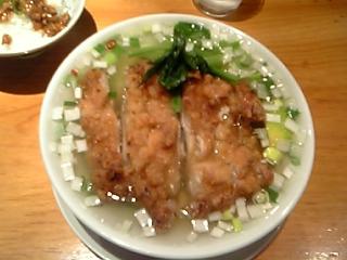 鶏パーコー