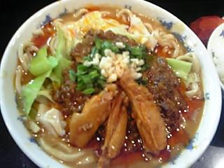 味噌カレー鬼麺王